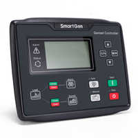 HGM6120N contrôleur de générateur de démarrage automatique AMF carte de circuit électrique sans brosse lcd panneau diesel partie kit groupe électrogène module de contrôle