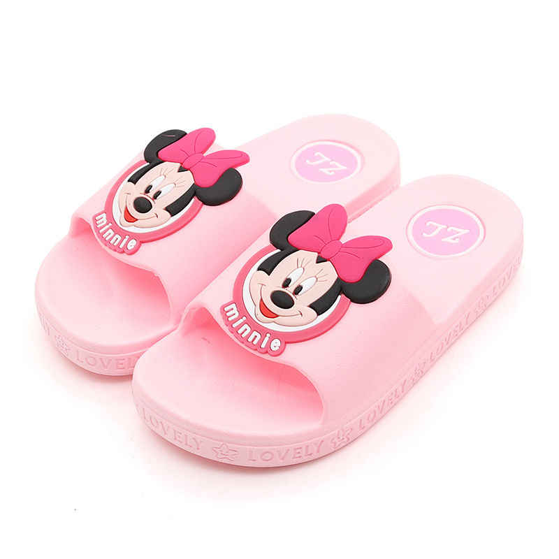 children slippers for girls and boys cartoon kids summer shoes girl slppers 2-7 years old toddler boy slipper