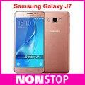 "Samsung Galaxy J7 Dual sim Original Unlocked Android Mobile Phone Octa-core 1.5GB RAM 3G&4G GSM 5.5"" 13MP 16GB WIFI"