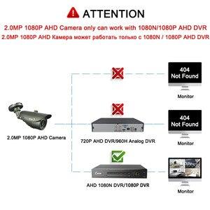 Image 5 - Keeper AHD 2.0MP 1080P SONY IMX323 Full HD Im Freien Wasserdichte Sicherheit Video Überwachung CCTV Kamera Mit Vario 2,8  12 objektiv