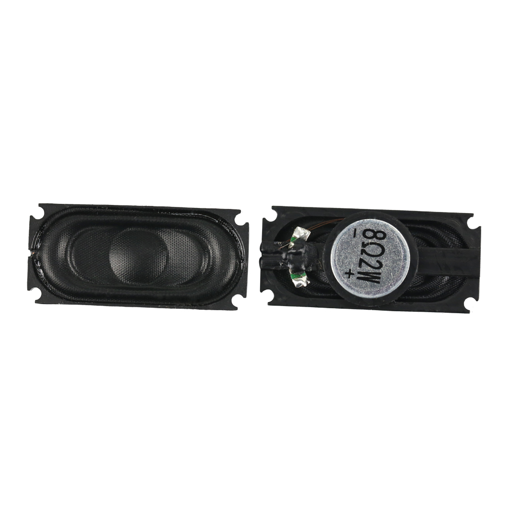 GHXAMP 1635 Laptop 8 Ohm 2W Mini Speaker Shock Sound quality High Sensitivity 35MM 16MM 2PCS in Portable Speakers from Consumer Electronics
