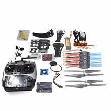 DIY Set font b RC b font Drone Quadrocopter RTF X4M360L Frame Kit with GPS APM