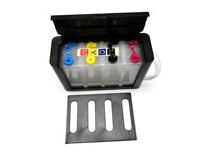 DIY 4 Kleuren CISS INKTTANK voor gebruik met Voor Canon Epson Brother Lexmark HP printer