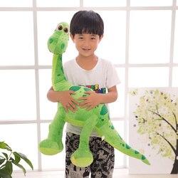 1 2019 pcs Pixar Filme O Arlo Dinossauro Dinossauro Verde de pelúcia Bichos de pelúcia Brinquedos Macios de Pelúcia para as crianças presente