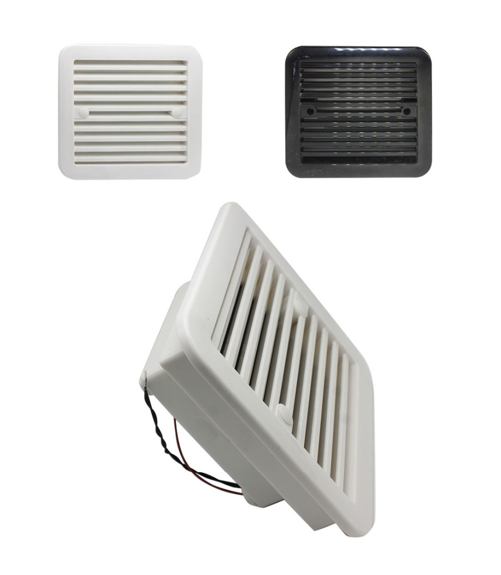 Premintehdw RV Side Wall Air Vent Grille Outlet Fan Travel Trailer ...