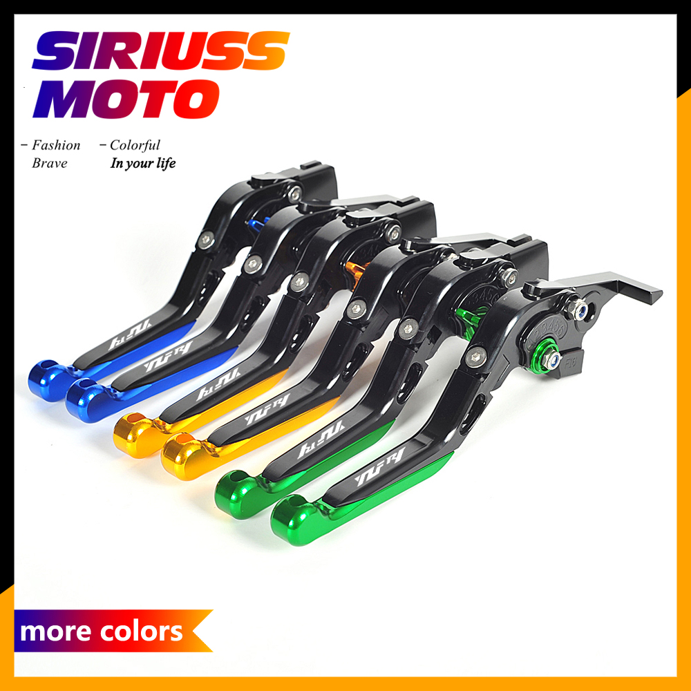 CNC Motorcycle Foldable Lever Motocross Brake Clutch Levers Case for Yamaha YZF-<font><b>R1</b></font> YZF <font><b>R1</b></font> <font><b>2009</b></font> 2010 2011 2012 2013 2014 image