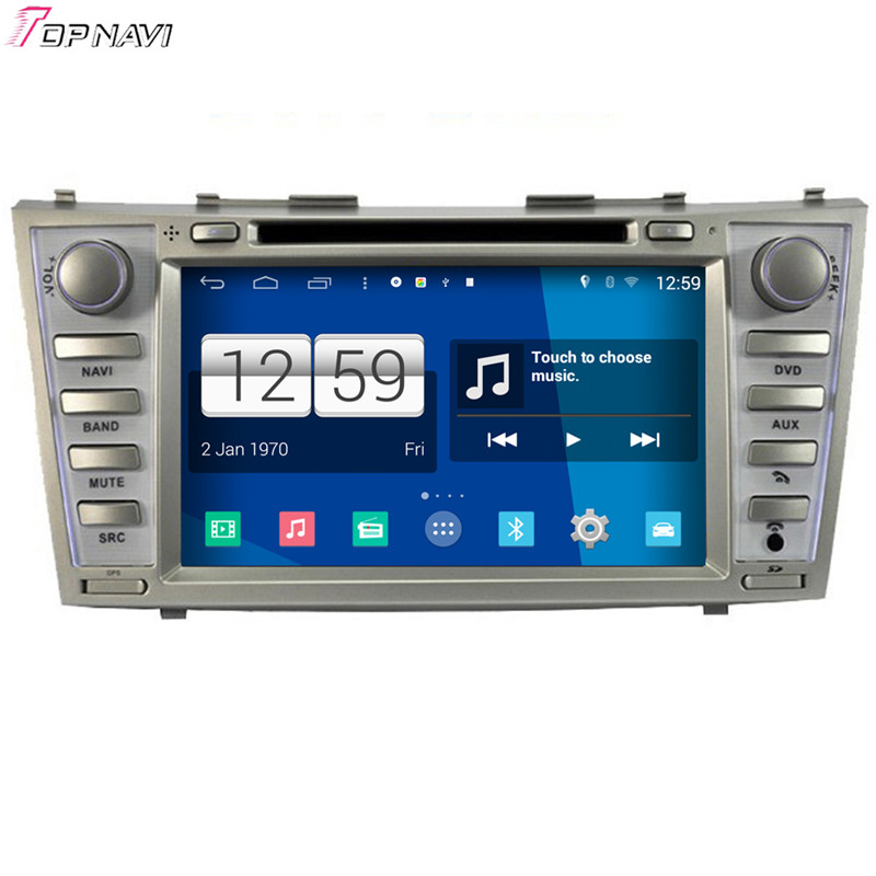 Winca 8'' Quad Core S160 Android 4.4 Car DVD Multimedia GPS For  Toyota Camry With Mirror Link 16Gb Flash Stereo Radio
