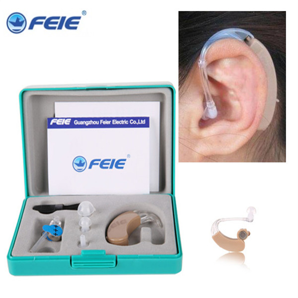 prices of medical supplies Headphone Amplifier BTE hearing aids sale S-9C Drop Shipping