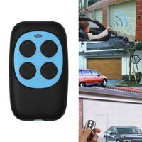 remote key 433mhz Controller Colorful Electric Garage Door Remote Control Key FOB Cloning Cloner 4 Keys Gate Controller (4)