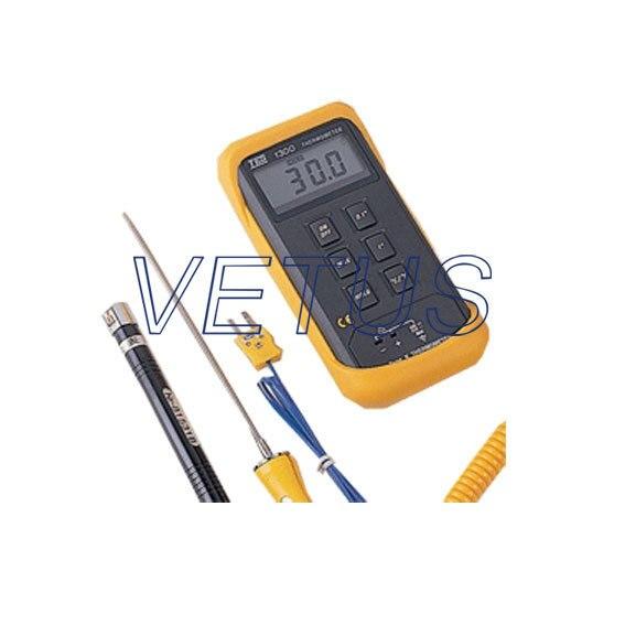 Tes-1300 цифровой электронный термометр