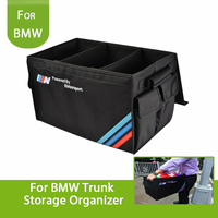 Big Trunk Storage Organizer Foldable Cargo Container for BMW M sport x1x3x5x6 3 series 5 series Car Parts Interior Accessories