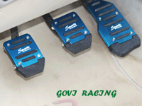 GV PP002 Pedal Pad With Blue Aluminum Material Support Wholesale And Retail