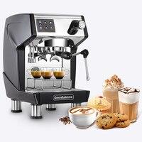 Commericial Espresso Coffee Machine 2700W Power 15 Bar Pressure 1.7L Capacity Semi Auto Coffee Maker CRM3200B Coffee Machine