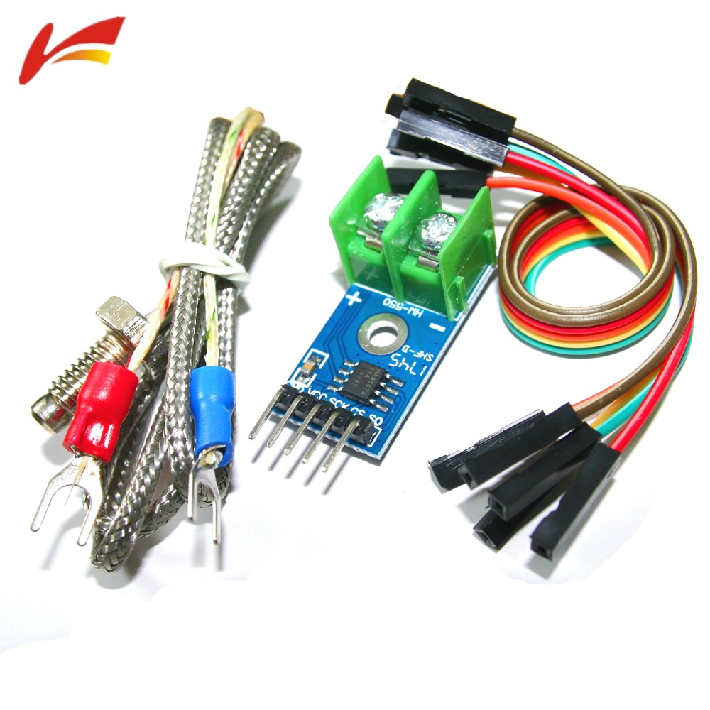 Hot Sale Max6675 Module K Type Thermocouple Sensor Wiring For Arduino