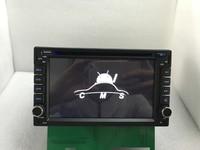 Capacitive Android 4 4 2 Car DVD 3G Wifi GPS Navigation 2DIN Car Stereo Radio Car