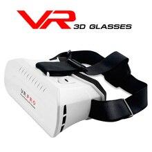 """ส่วนตัวความจริงเสมือนแว่นตา3D VRแว่นตาภาพยนตร์เกมด้วยหัวหน้า-เมาคาดศีรษะสำหรับ3.5 ~ 6.2 """"สมาร์ทโทรศัพท์"""