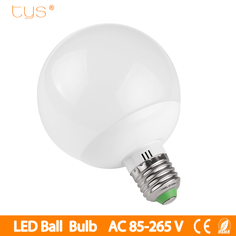LED Lamp E27 7W 9W 12W 15W 85-265V Lampada LED Bulb Lamparas Bombillas LED Light SMD5730 Energy Saving 360 Degree Warm white стоимость