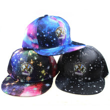 5144fb11c28 Fashion Fortress Night Battle Royale Baseball Hat Mens Starry sky Snapback  Cap Outdoor Hip Hop Hats