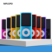 "MPLSBO 1.8 ""LCD 3th MP3 MP4 Lecteur mp3 Player support jusqu'à 32 gb micro sd carte mémoire Vidéo Photo spectateur eBook Lire stereophone(China)"