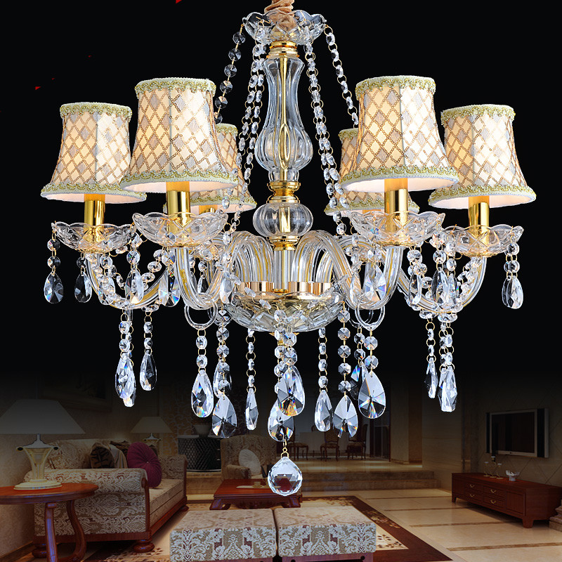 Aliexpress.com : Buy Luxury Gold Crystal Chandelier Home
