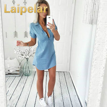 Laipelar Women Summer Shirts Dress Flowear Embroidered Solid Maxi Blouses Ladies Casual Loose Long Elegant Tops
