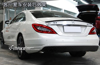 Fit for Mercedes Benz W218 CLS300 CLS350 CLS63 carbon fiber rear spoiler rear wing