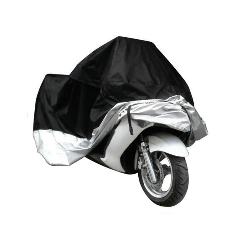 Motorcycle Cover Waterproof Outdoor Rain Dust UV Scooter Motorbike Protector XL