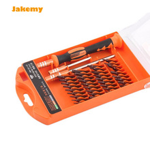 Original JM-8112 39 in 1 Magneti multitool Screwdriver with Hex torx cross Y Screw Driver set for iPhone laptop smartphone box