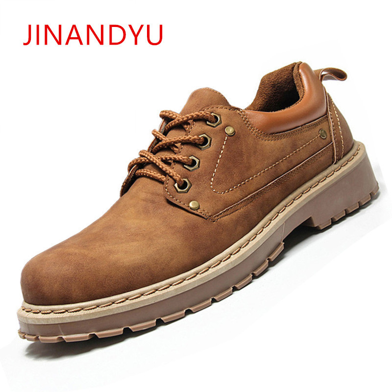 Mens Black Casual Leather Shoes Men Fashion Wear-resisting Work Shoes Men Casual Leather Shoes Footwear Mocassin Zapatos Hombre