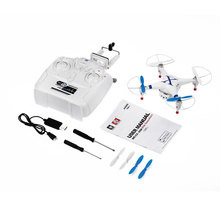 4CH 2.4GHz FPV RC Quadcopter Helicopter Wifi Smart Phone Control Drone With HD Camera Real-Time Video for Cheerson CX-30W-TX