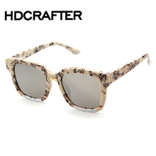 2017 New Brand Designer Vintage Sunglasses Women glasses Fashion Oval Retro Mirror Sun Glasses