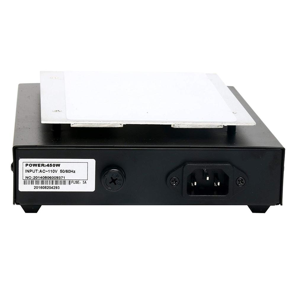 Vacuum Laminating Machine With LED Display And Auto Heating Metal Plate 1