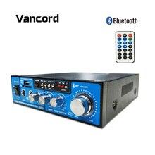 Bluetooth автомобиля Мощность звук Усилитель стереорежимах HIFI 2 канала мини-fm аудио MP3 Динамик музыкальный плеер для Ipod AMP BT-138