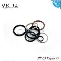 ORTIZ common rail 235 4339 cat fuel injector repair kits 235 4339 injection parts 2354339 C7,C9 inyector tools