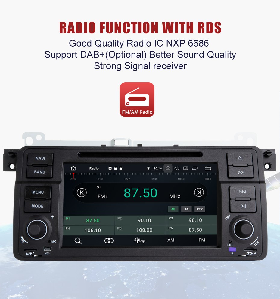 Core 4G Ultimo Radio 6