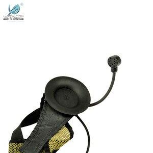 Image 5 - Z tac selex tasc1 군용 헤드셋 z028 airsoftsports 액세서리 tci softair peltor midland ptt z114가있는 전술 헤드폰