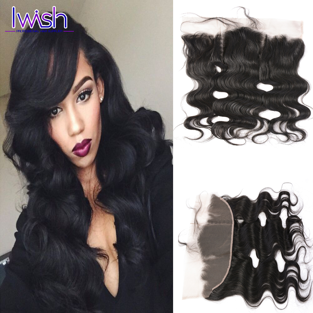 ФОТО Peruvian Body Wave Lace Frontal Closure Human Hair Ear To Ear Lace Frontal Closures With Baby Hair Cheap Frontal closures 13x4