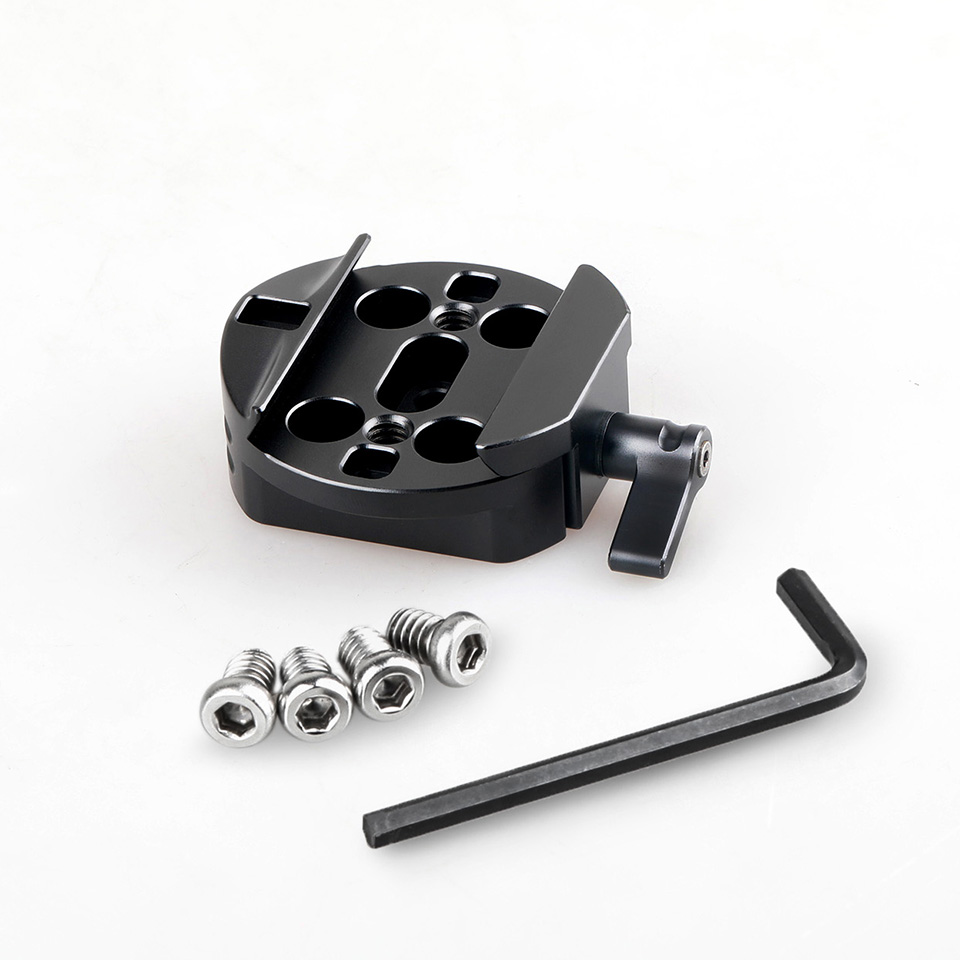 smallrig Quick Release Plate Mount for DJI Ronin,RONIN M,RONIN MX for JIB,CABLE CAM,CAMERA CAR,TRIPOD and more