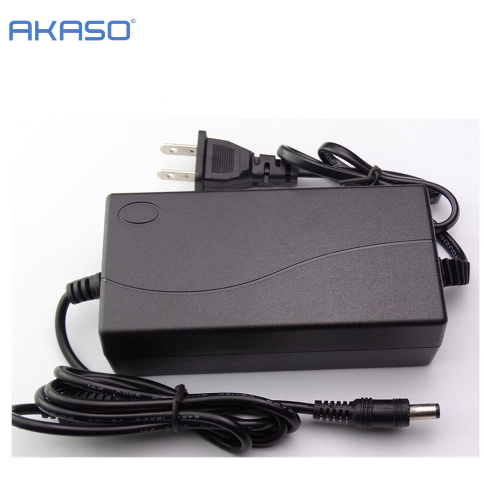 AC Converter Adapter For DC 12V 6A Power Supply Balancer Charger for iMAX B6 B5 LCD Monitors + B6 AC Power Cord Cable