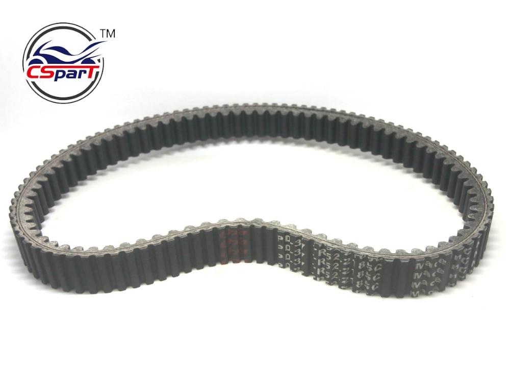 Double size CVT Belt For Hisun 800CC UTV HS800 25300-F68-0000 жидкость для cvt mitsubishi synt fluid cvt j4 0 946л mz320185
