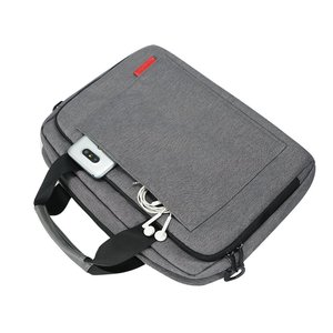 Image 3 - iCozzier Laptop Bag 15.6 13.3 inch Waterproof Notebook Bag for Mackbook Air Pro 13 15  Laptop Shoulder Handbag 13 14 15 inch