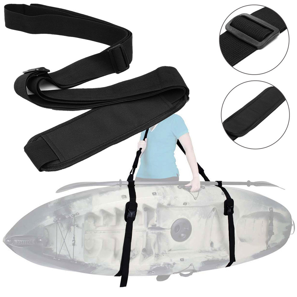 Surfboard Shoulder Strap Practical Surfboard Accessories Adjustable Carry Sling Stand Up Surfing Surf Paddle Board Carrier image
