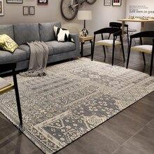 Hand Wash Parlor Big Carpet Living Room Floor Mat High Quality Blanket Big Carpets For Decorative and Wedding alfombras de salon