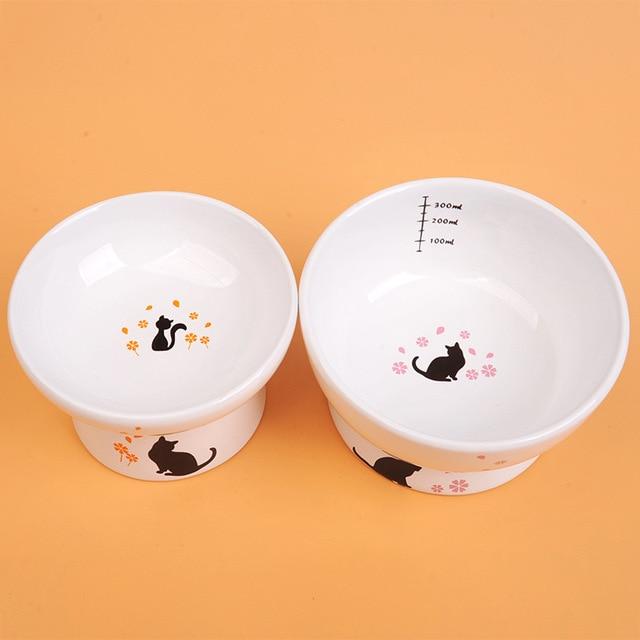 Ceramic High Base Bowl  2