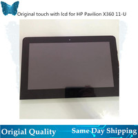 Original LCD WITH Touch for HP Pavilion X360 11 U053TU Touch Screen Assembly 11U