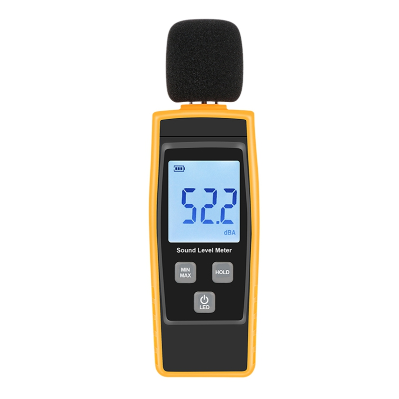 Gm1359 30 130Db Decibel Digital Decibel Meter Digital Noise Meter Environmental Noise Tester|Sound Level Meters| |  - title=