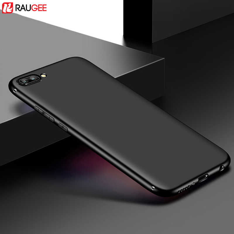 For Huawei Honor 10 Case Honor10 Cover Armor Shockproof Ultra Thin bumper Anti-Fingerprint Slim Protect Back Cover For Honor 10
