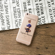 Cute Superhero Cases For iPhone (7 Types)