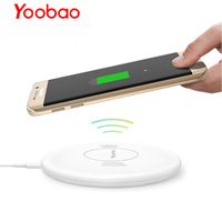 Yoobao YBD1 Wireless Charger Fast Charging Pad Wireless Portable Power Charging Charger For Samsung Nokia Moto