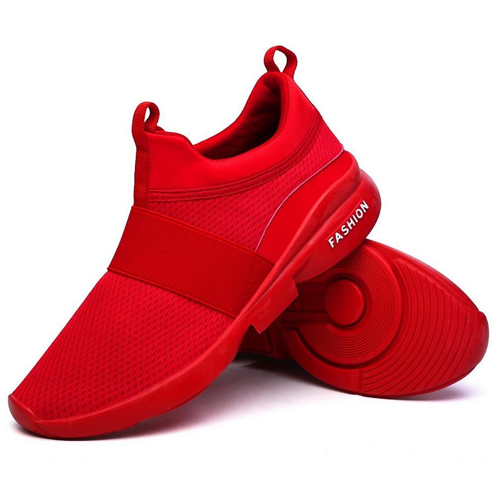 HTB16g1uX21G3KVjSZFkq6yK4XXay Damyuan New Fashion Men Women Flyweather Comfortable Breathable Non-leather Casual Light Size 46 Sport Mesh Jogging Shoes